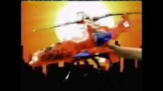 Spider Man Web Copter toy commercial 1998