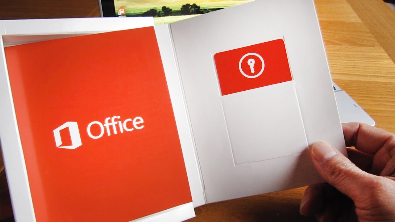 microsoft office 365 download vs key card