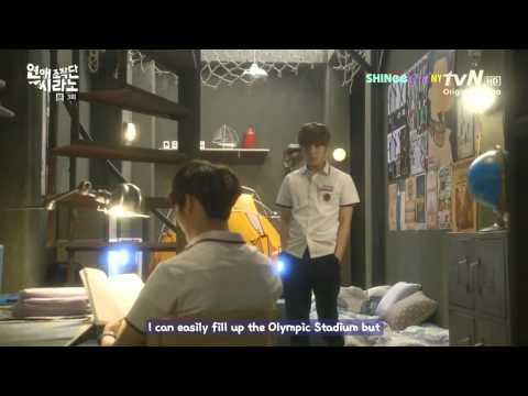 cyrano dating agency ep 2 recap