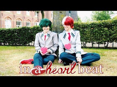[BnHA short] In a Heartbeat Parody