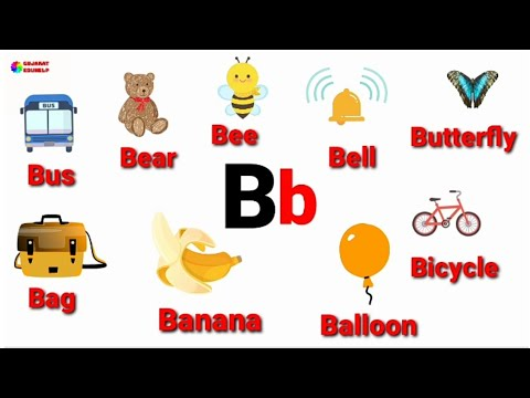 With b starting words Words That