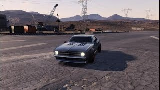 Need for Speed Payback tuneando el CHEVROLET CAMARO SS