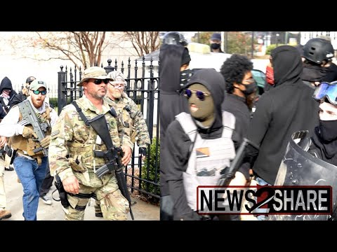 Militia Georgia 12 12 N2S Full - YouTube