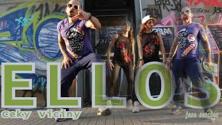 Ceky Viciny - Ellos /Dembow dance Choreo by Jose Sanchez