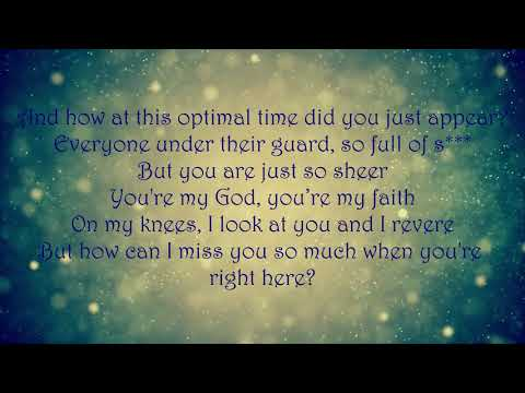 05 Miss You So Much  Miley Cyrus With Lyrics