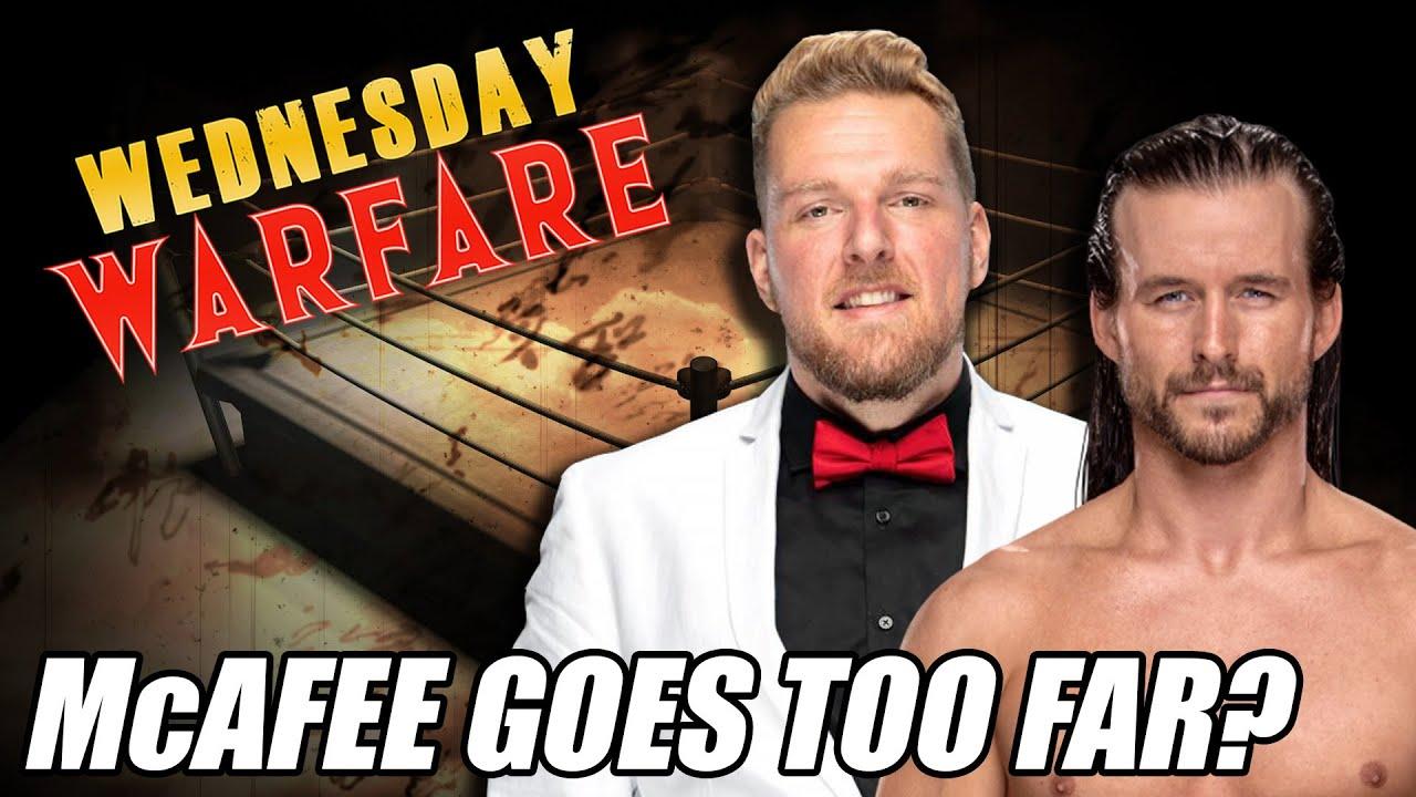 Pat McAfee Goes Too Far? | Wednesday Warfare (August 5, 2020)