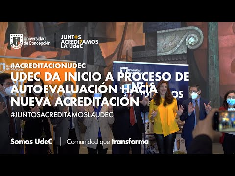 #AcreditaciónUdeC: UdeC da inicio a proceso de autoevaluación hacia nueva acreditación