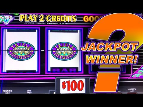 extreme-slot-play-★-triple-double-diamond-high-limit-★-$200-a-spin-➜-jackpot-handpay!