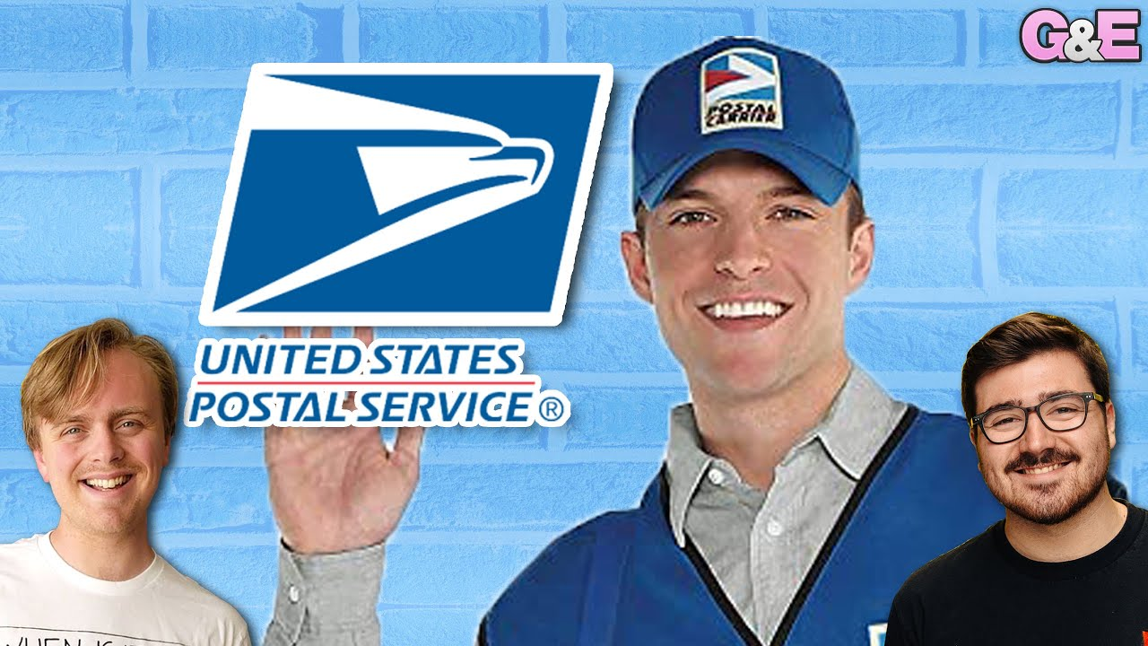 Is the Post Office a Storage Unit? - The Gus & Eddy Podcast