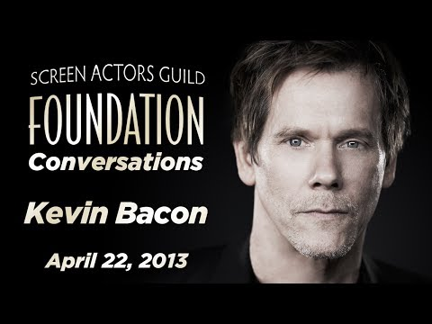 Conversations with Kevin Bacon