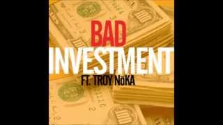 T.Mills ft. TROY NōKA - Bad Investment