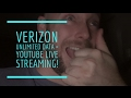 Verizon Unlimited Data Means More Streaming!!