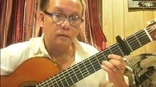 Nắng Thủy Tinh (Trịnh Công Sơn) - Guitar Cover by Hoàng Bảo Tuấn