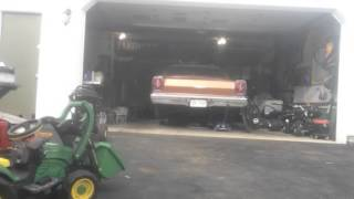 1965 ford Galaxie 500  445 stroker exhaust sound