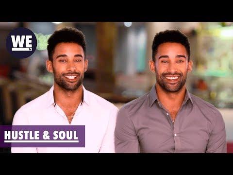 Meet the Twins 😍 | Hustle & Soul | WE tv
