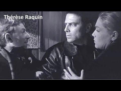 Thérèse Raquin 1953 - Film réalisé par Marcel Carné