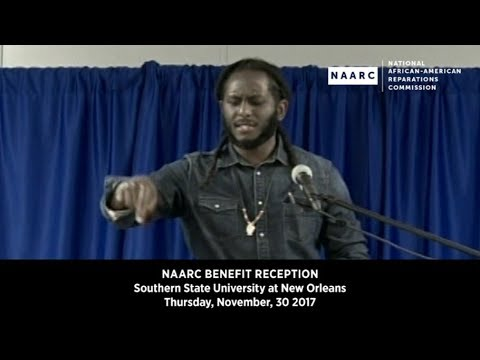 Michael Quess Moore, Spoken Word — Nat