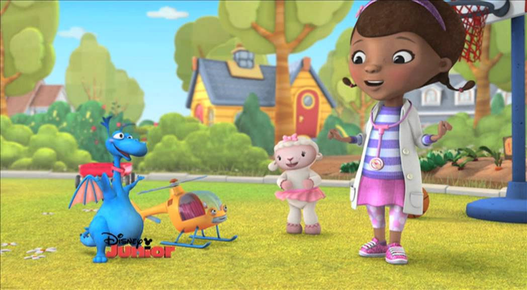 Doc McStuffins - 'Helping Hand' - Music Video