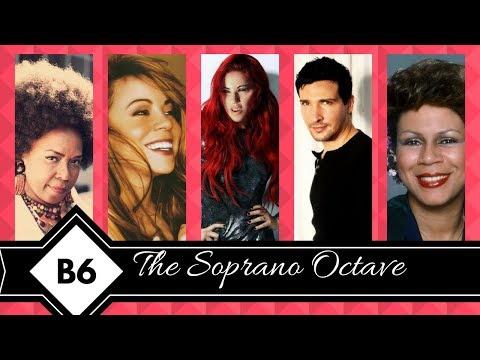 THE SOPRANO HIGH B (B6) - HIGH NOTES