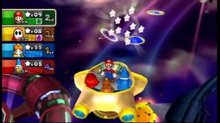 Mario Party 9 (first time playing it)