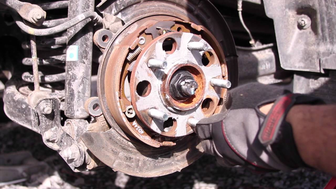 Vgapr Gayrage Presents 2011 2015 Kia Sportage Rear Brake