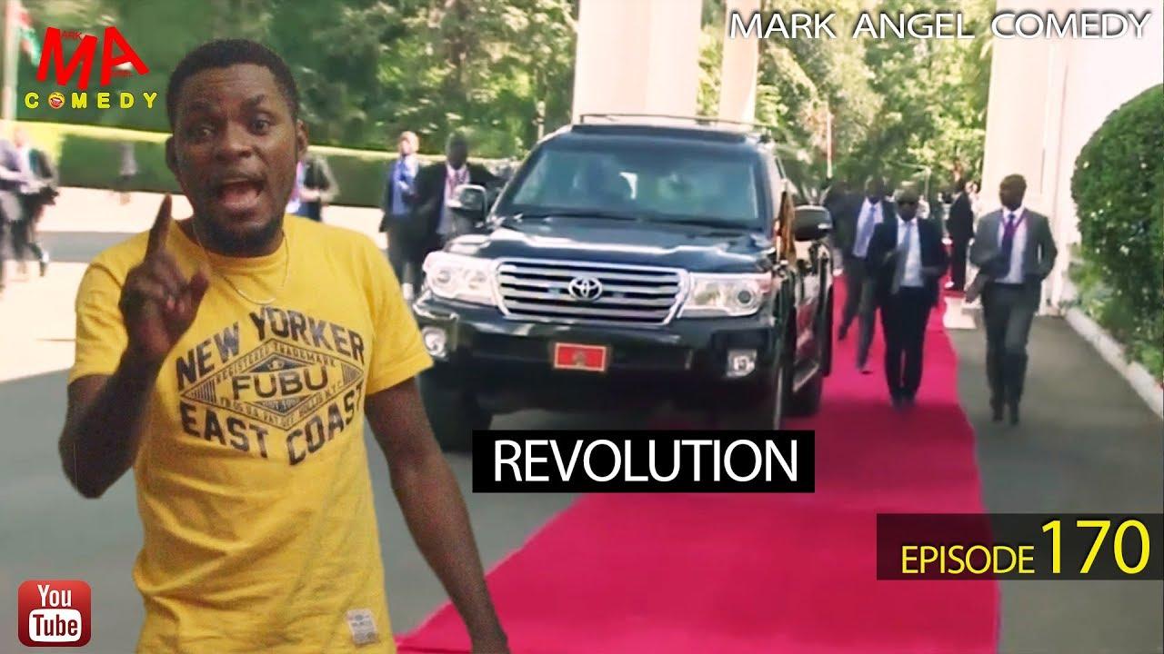 Download REVOLUTION (Mark Angel Comedy) (episode 170)