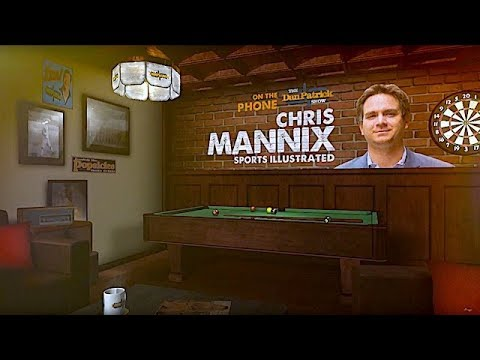 S.I.s Chris Mannix Talks Warriors Drama, Melo & More w/Dan Patrick   Full Interview   11/15/18