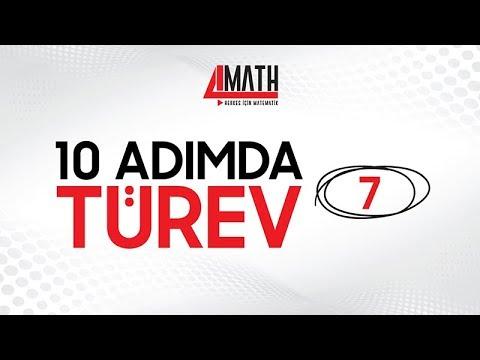 10 Adımda Türev -7