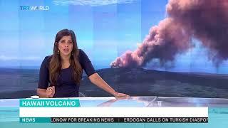 Hawaii Volcano: Professor Ken Rubin discuss the volcanic eruptions