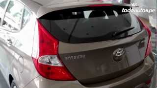 Hyundai Accent Hatchback 2013 en Perú I Video en Full HD I Todoautos.pe