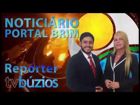 Repórter Tv Búzios - 137ª Edição