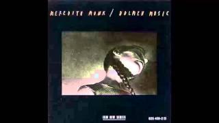 Gotham Lullaby - Meredith Monk