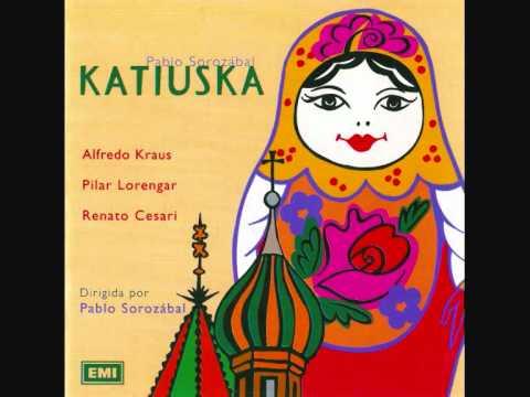 """Pablo Sorozábal - «Cosacos de Kazán» de """"Katiuska"""" (1931)"""