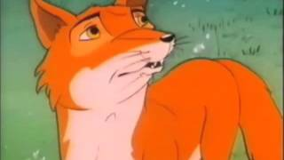 Zwierzęta z Zielonego Lasu  25  Powrót lisa