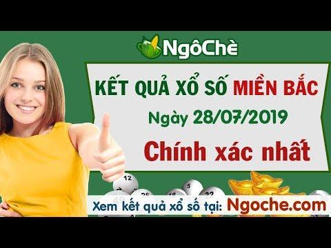 KQXSMB 28/7 - XSMB - Xổ Số Miền Bắc Chủ Nhật Hàng Tuần - Xổ Số Miền Bắc Ngày 28 Tháng 7 Năm 2019