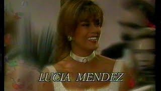 "Lucia Mendez - ""CONFETTI"" serie de Televisión en Inglés"