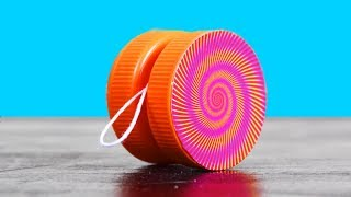 DIY HOW TO MAKE YOYO