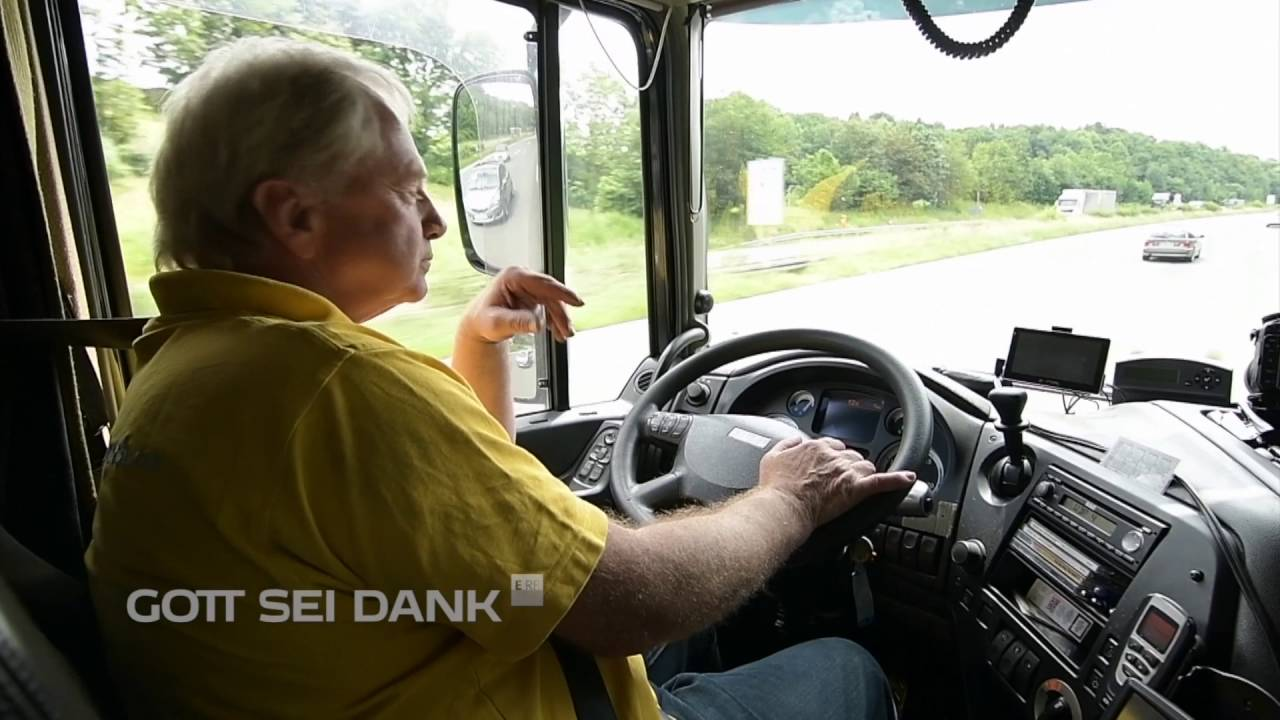 Youtube Lkw Fahrer Reportage