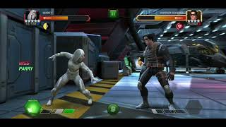 R5 Sig 180 Ghost | 24Hits WS KO | Marvel Contest of Champions
