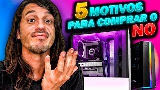 Vale la pena COMPRAR (ahora) un PC GAMING?????5 Motivos para comprar un Ordenador GAMER o NO