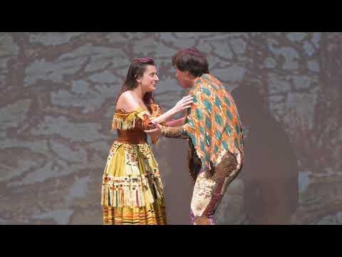 """""""Pa... Pa... Pa..."""" The Magic Flute Papageno Papagena Duet Opera In Wiliamsburg Virginia May 9 2019"""