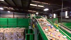Progressive Waste Single Stream Recycling System Tampa FL