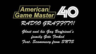 TGS Radio Graffiti: Ghost's Gay Boyfriend's family gets forked (Feat. Seamousey from SNTS)