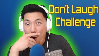 Try Not to Laugh Challenge #1 | LoudMouthZander