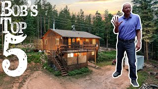 Bob's Top 5 Reasons To Love This Affordable Home in Conifer at 9089 Black Mountain  Ranch