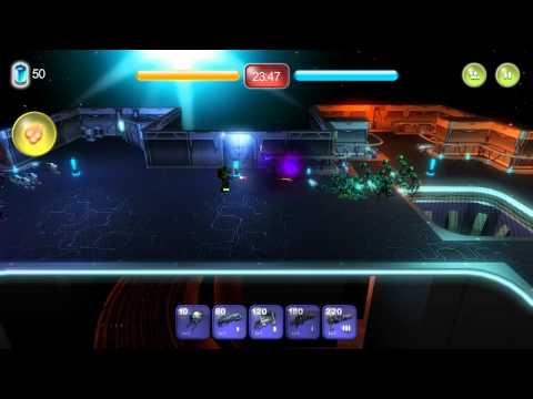 Alien Hallway - Walkthrough - Planet 2 - Mission 5 (shopping)  