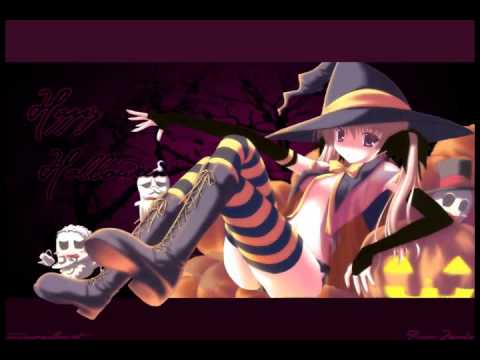 Anime Halloween DHT  Magic Melody
