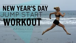 New Year's Day Jump Start Workout | MFit