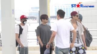 [S영상] 2PM, 멋남들의 공항 출국