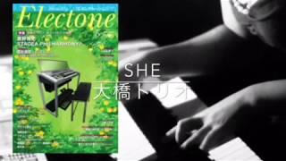 月刊エレクトーン2018年5月号 キリン淡麗グリーンラベルCMソング SHE 大...